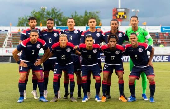 Selección Dominicana de Fútbol recibirá a Santa Lucía este sábado