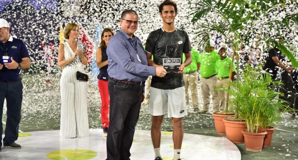 Milex cierra con éxito el Santo Domingo Open 2019