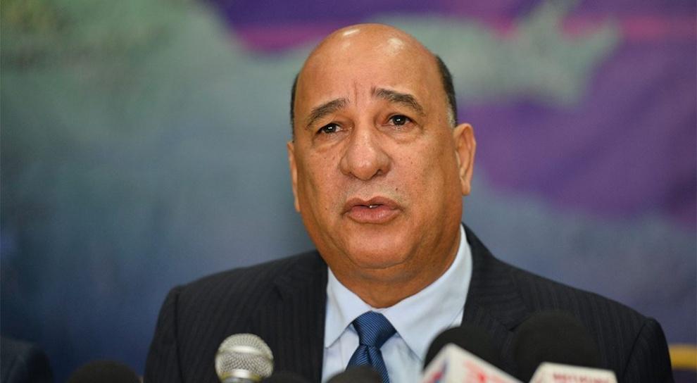 Bauta Rojas presenta renuncia como ministro sin cartera del gobierno de Danilo Medina