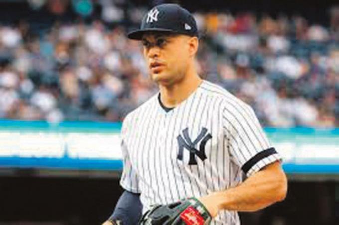 Yankees esperan Geancarlos Stanton jugará hoy