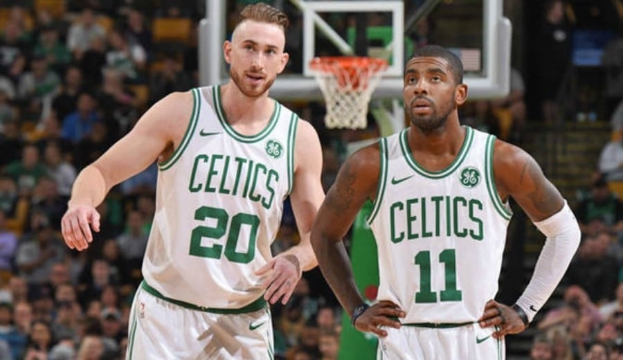 Boston Celtics con gran expectativas a pear a salida de Kyrie Irving