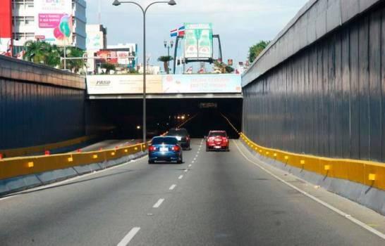 Obras Púlicas anunció elcierre de túneles y elevados por mantenimiento