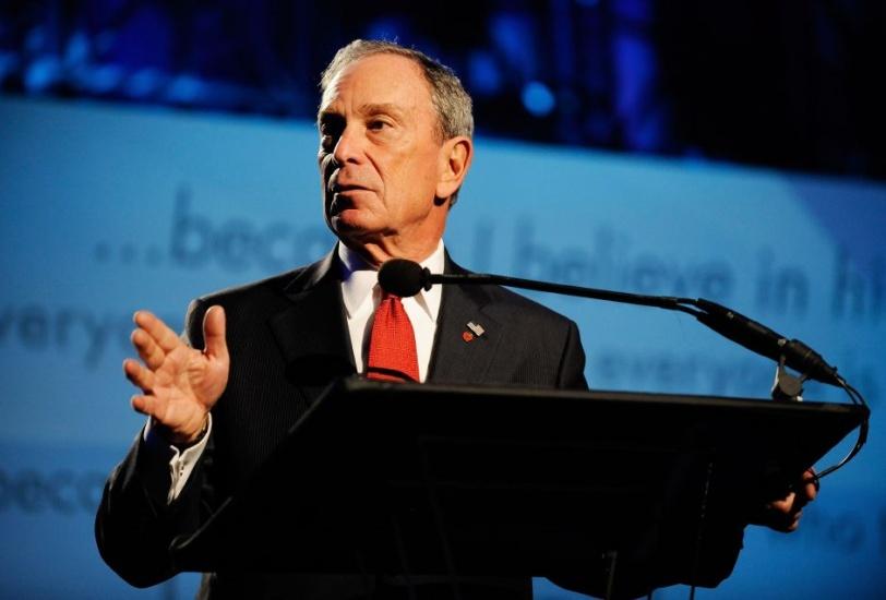 """Michael Bloomberg entra oficialmente a la carrera presidencial: """"Debemos derrotar aTrump"""""""
