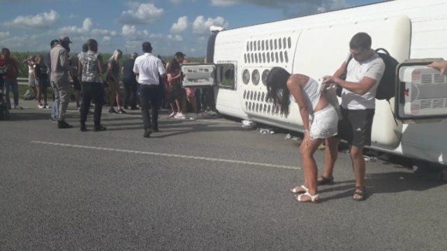 Ministerio de Turismo lamenta accidente involucra a rusos y sigue de cerca condición de los afectados