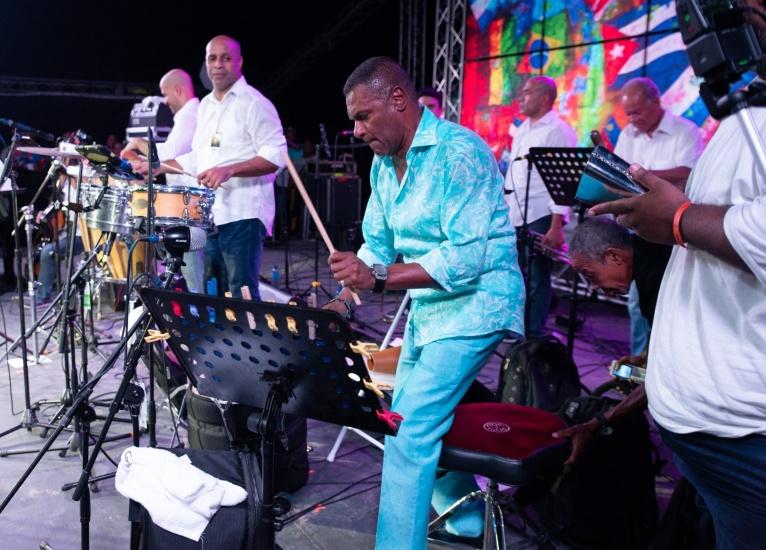 Dominican Jazz Festival cerró con broche de oro y José Alberto El Canario a todo dar
