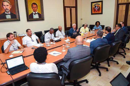Comisión presidencial se reúne con campesinos de El Seibo y acuerdan trabajos