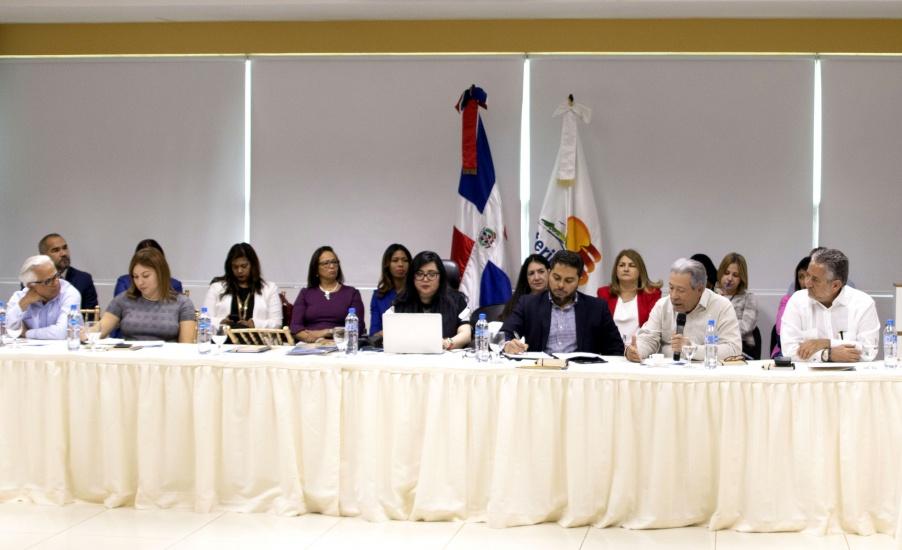 Ministerio de Turismo coordina con OPTs nuevas estrategias de promoción turistica internacional