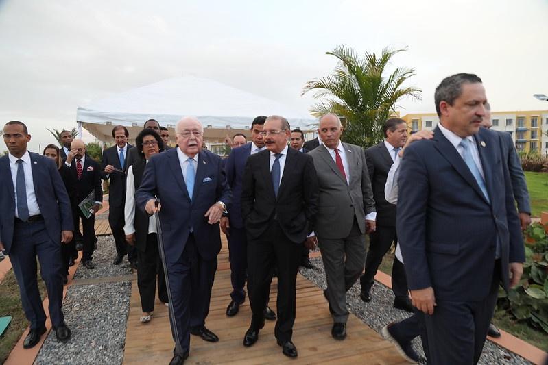 Medina deja en funcionamiento Parque Temático de Energía, dos escuelas y estancia infantil en Ciudad Juan Bosch