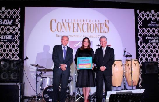 """República Dominicana gana premio en México como """"Mejor destino en el extranjero"""""""