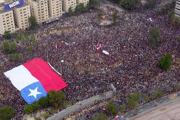 Demandas sociales en Chile esperan respuestas del gobierno