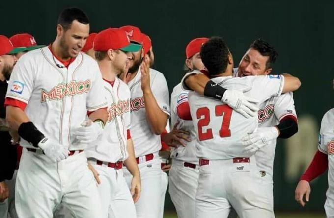 México clasifica a béisbol olímpico, se impone a Estados Unidos