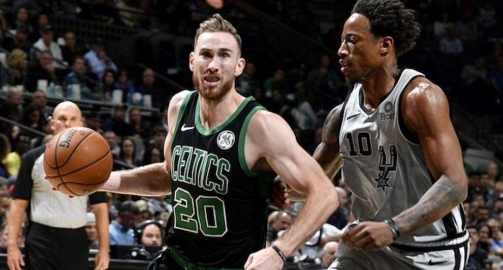 Jaylen Hayward sufre fractura en victoria de los Celtics