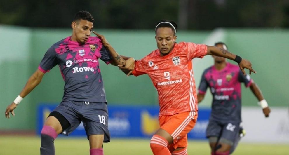 Cibao FC vence 2-1 al Club Atlético Pantoja