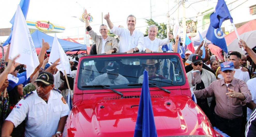 Manuel Jiménez agradece multitudinario apoyo a marcha caravana del cambio
