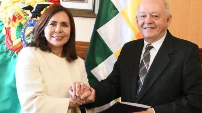 Walter Oscar Serrate Cuellar: Bolivia designa embajador en Estados Unidos tras 11 años de tensión entre Washington y Evo Morales