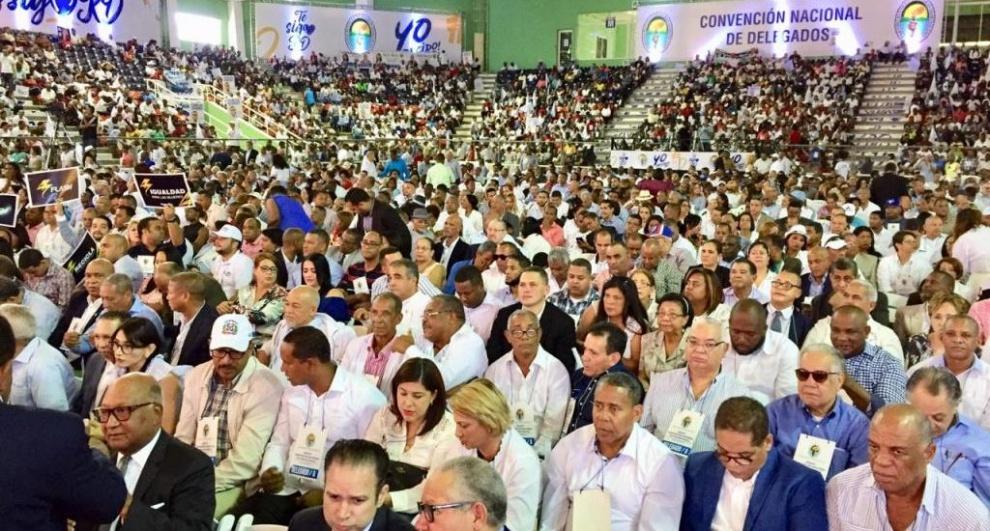 PRD ratifica alianza con el PLD y apoya candidatura de Gonzálo Castillo