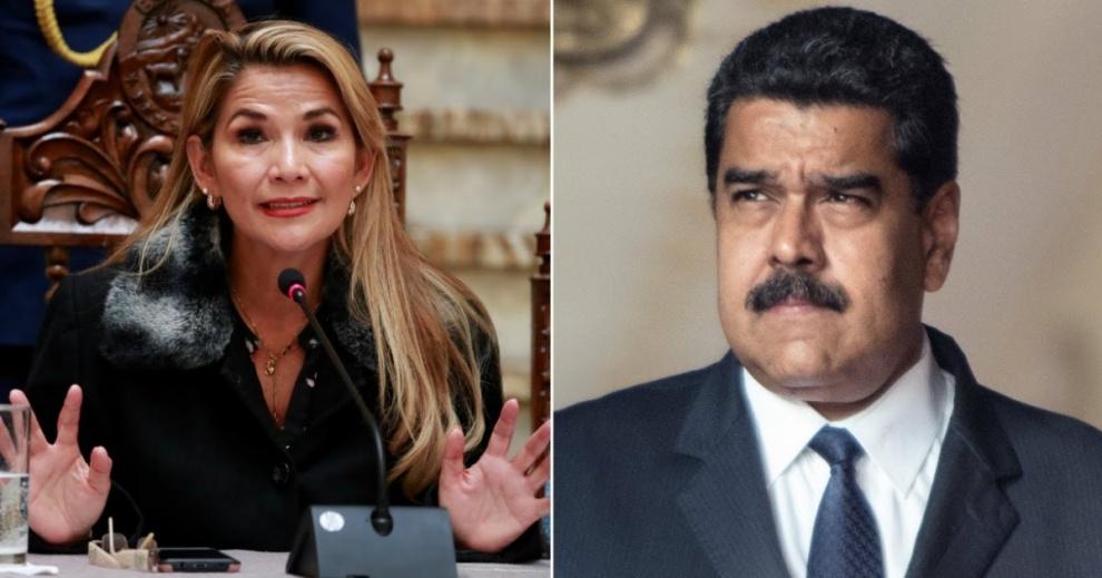 Bolivia rompe relaciones con Venezuela y ordena expulsión de todos sus diplomáticos