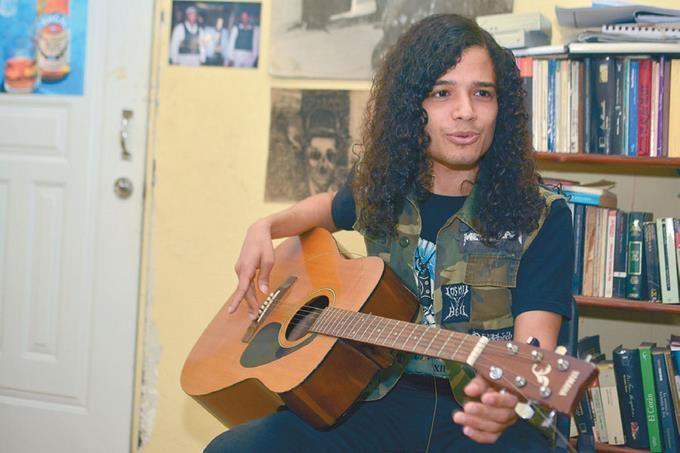 Camilo Rijo, músico dominicano, ya le dieron visa a Estados Unidos