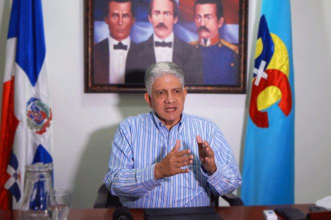 Partido de Eduardo Estrella proclamará a Luis Abinader como su candidato presidencial para el 2020