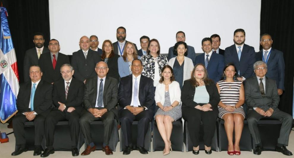 Superintendente de Bancos participa en reunión Ordinaria de Asamblea General del CCSBSO