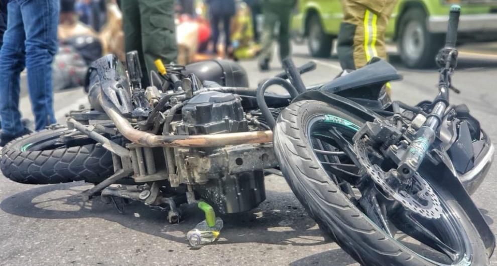 Mueren seis personas en accidentes de tránsito en el Cibao