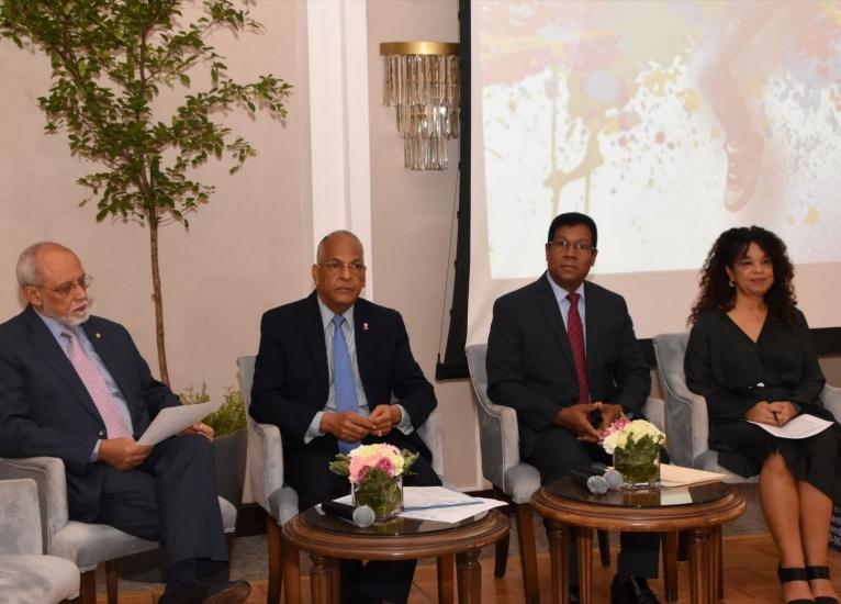 Oficinas estatales presentan los avances dominicanos contra el VIH y Sida