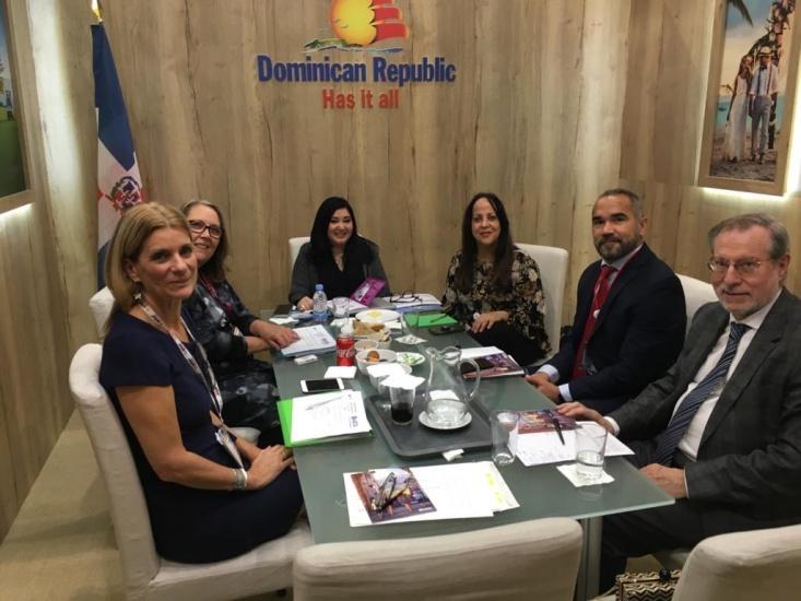 Dominicana anuncia incremento de vuelos en la WTM