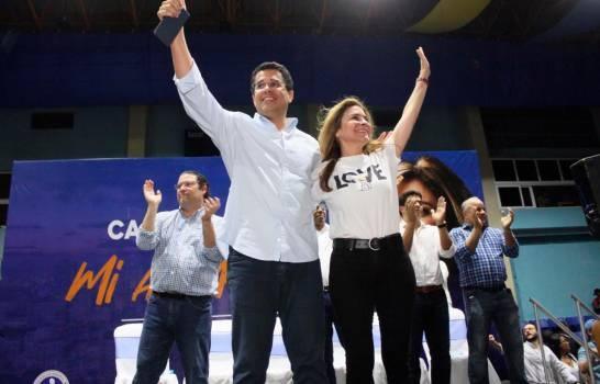 """David Collado: """"Voy a apoyar en cuerpo y alma a Carolina Mejía"""""""