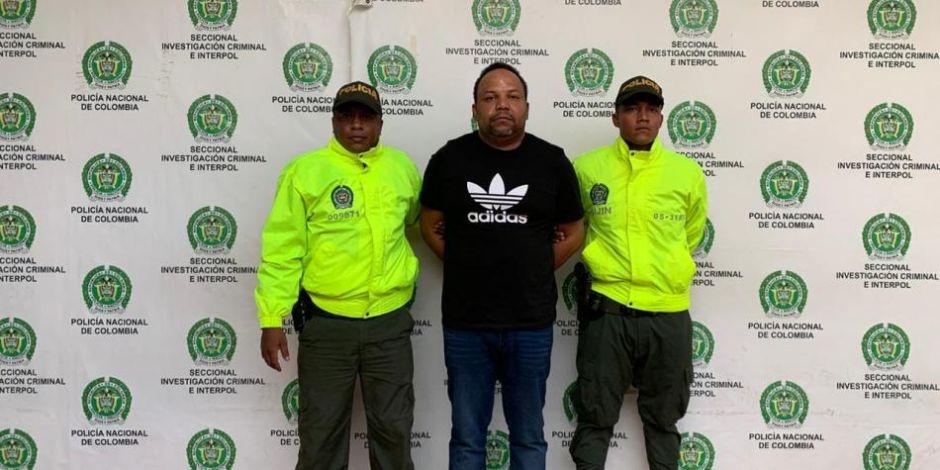 Arrestan en Cartagena al mayor narcotraficante de República Dominicana