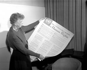 Hoy se celebra el Día de los Derechos Humanos