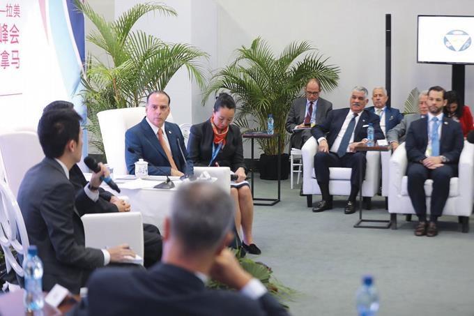 China está decidida a dar más apoyo a RD, socio clave del Caribe