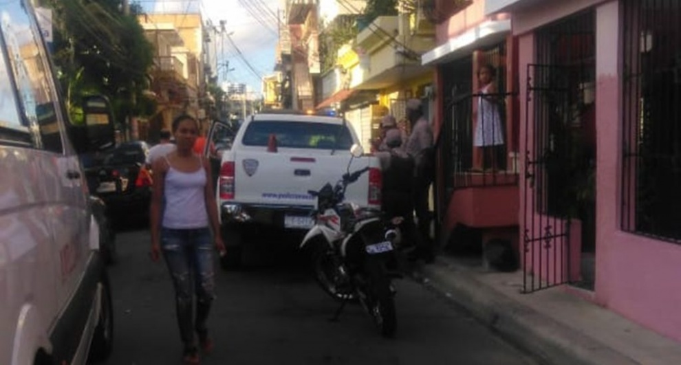 Hombre mata su pareja a puñaladas en sector 30 de Mayo del Distrito Nacional