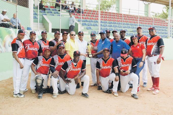 Distrito Nacional se corona campeón softbol