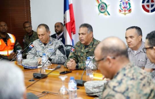 Ministerio de Defensa pondrá ley y orden en barrios con mayor índice delictivo a partir de este viernes