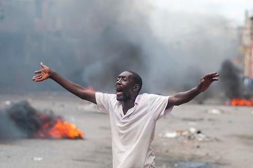 Haití, sin Gobierno y, desde hoy, también sin Parlamento