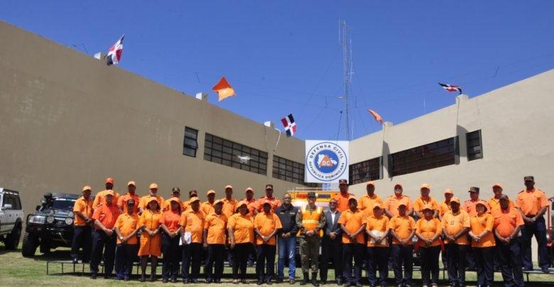 Defensa Civil alista gran despliegue en operativo con motivo del Día de la Altagracia