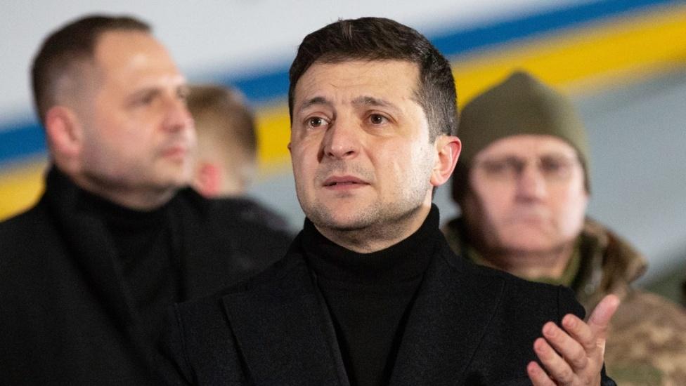 Ucrania responde a la confesión de Irán sobre el derribo del avión de pasajeros