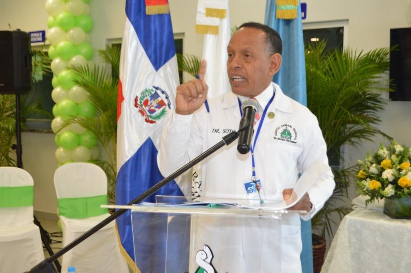En su XVII aniversario el hospital Marcelino Santana mantiene excelentes indicadores de salud