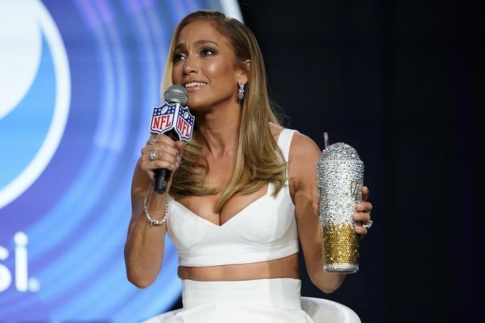Swing Latino, el espectáculo detrás de Jennifer López en el Super Bowl
