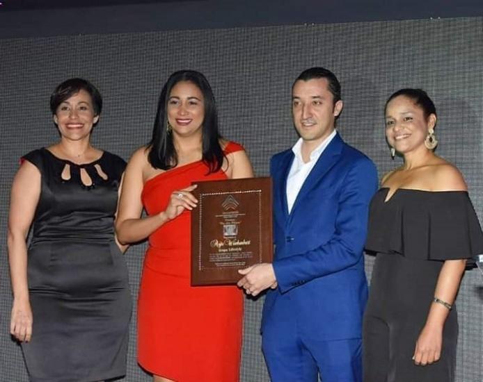 Clúster Turístico de Puerto Plata felicita a sus miembros galardonados en V premios don Luis Pelegrín
