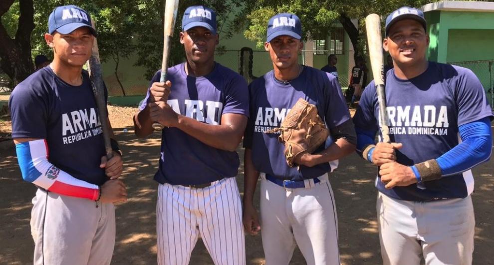 Armada asume primer lugar en béisbol de Juegos Militares