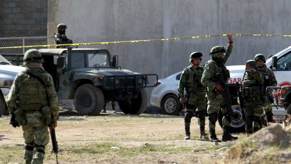 Encuentran a 10 integrantes de un grupo musical calcinados en una camioneta en el sur de México