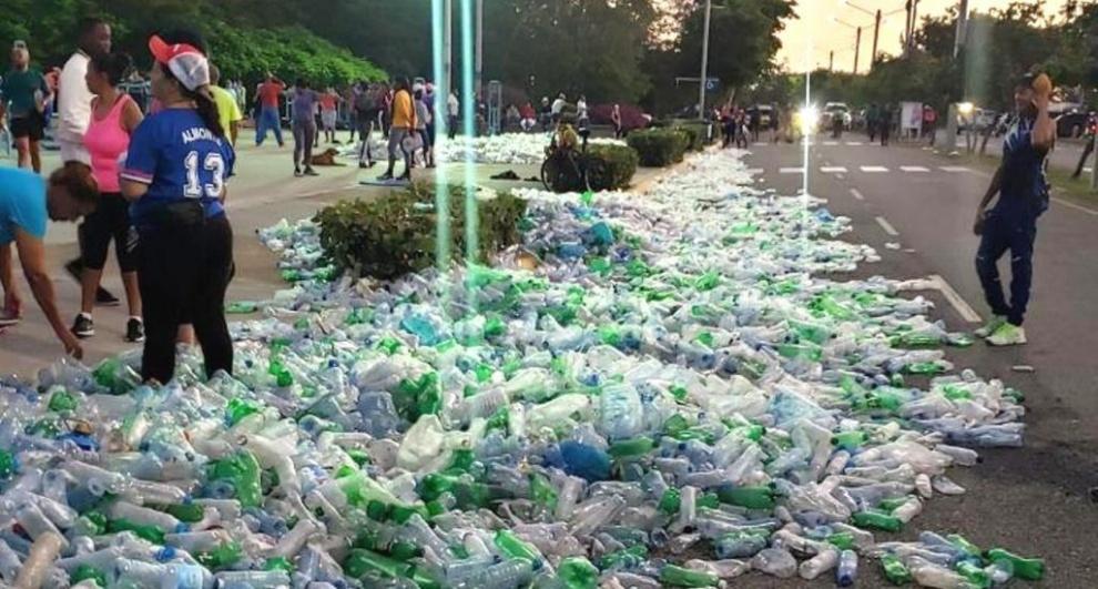 Medio Ambiente felicita iniciativa de Cervecería sobre problemática del plástico en RD