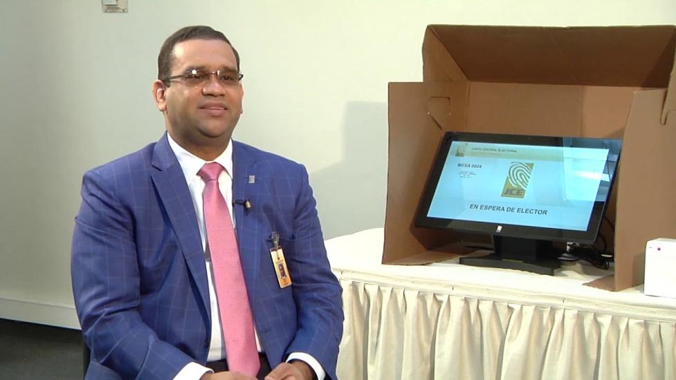 La JCE informa inicio hoy de impresión de las boletas electorales
