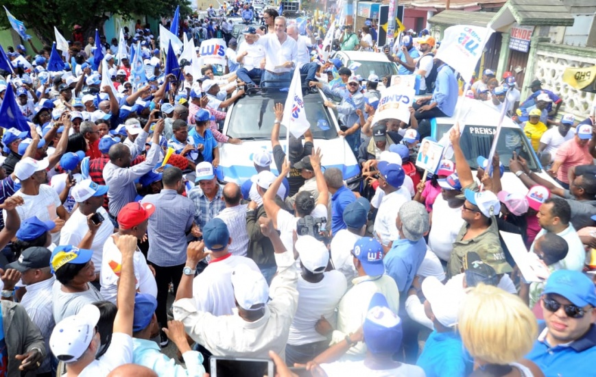 Abinader asegura el PRM y aliados tienen los votos necesarios para ganar gran mayoría de municipios