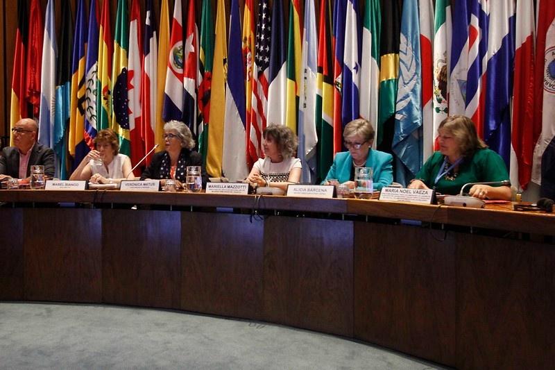 Países de América Latina y el Caribe aprobaron Compromiso de Santiago, busca cumplir agenda regional de género