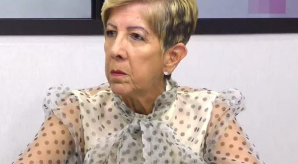 Delincuentes asaltan y agreden a diputada Ginette Bournigal