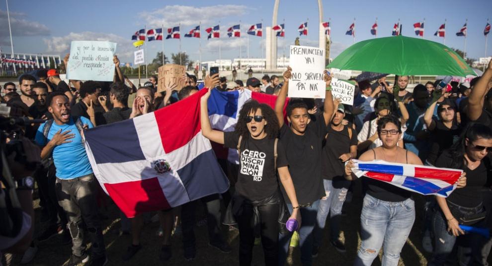 Movimiento Patriotas Indignados rechaza políticos usen lugares patrióticos para proselitismo