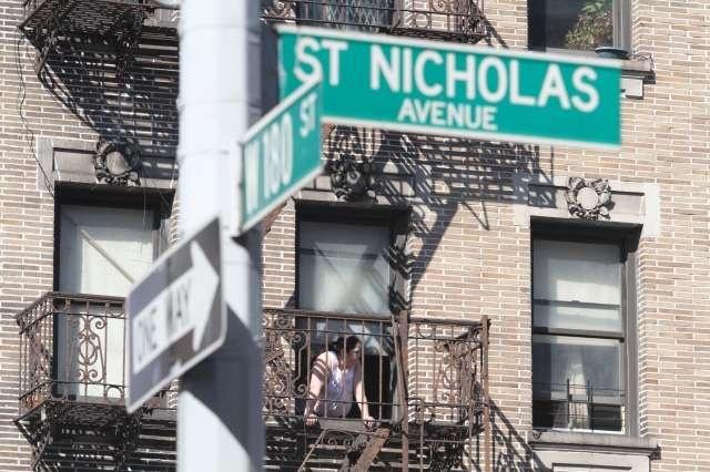 Dos dominicanos heridos de balas en el Alto Manhattan