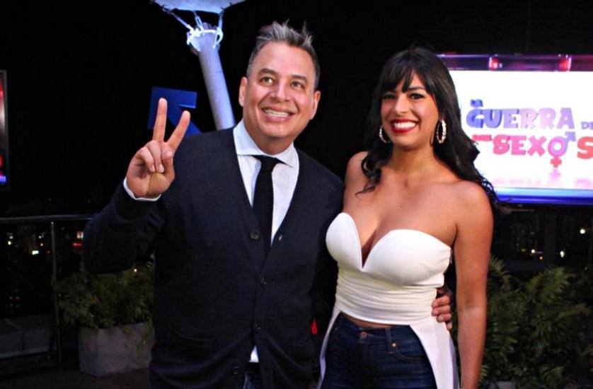 """Programa """"La guerra de los sexos"""" inicia este domingo por Telesistema, canal 11"""
